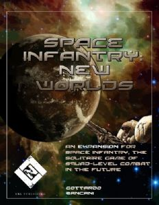 Space Infantry : New worlds